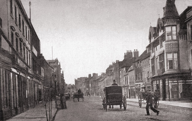 northbrook street in 1906